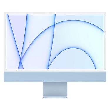 """Apple iMac (2021) 24"""" 256 Go Bleu (MJV93FN/A)"""