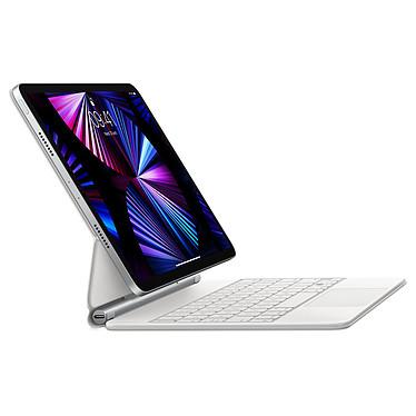 """Acheter Apple Magic Keyboard iPad Pro 11"""" Blanc/FR (MJQJ3F/A)"""