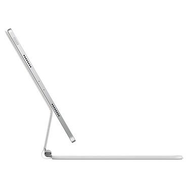"""Avis Apple Magic Keyboard iPad Pro 11"""" Blanc/FR (MJQJ3F/A)"""