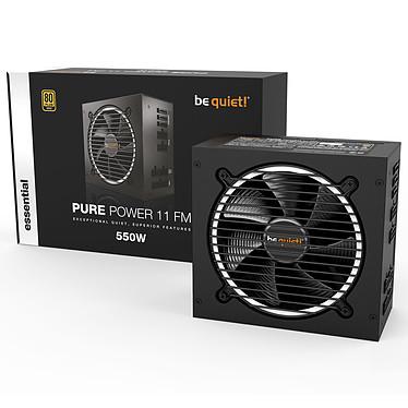 be quiet! Pure Power 11 FM 550W 80PLUS Gold