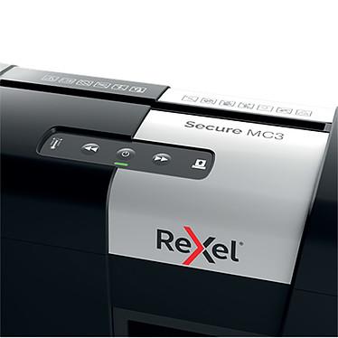 Rexel Destructeur Secure MC3 coupe micro pas cher