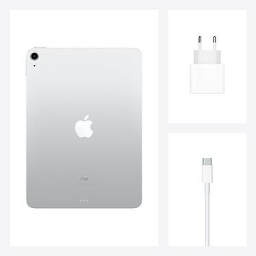 Apple iPad Air (2020) Wi-Fi 256 Go Argent pas cher