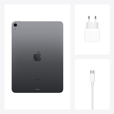 Apple iPad Air (2020) Wi-Fi 64 Go Gris Sidéral pas cher