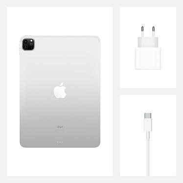 Apple iPad Pro (2020) 12.9 pouces 256 Go Wi-Fi + Cellular Argent pas cher