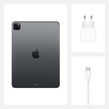 Apple iPad Pro (2020) 12.9 pouces 128 Go Wi-Fi Gris Sidéral pas cher