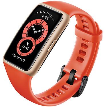 Huawei Band 6 Orange pas cher
