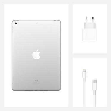 Apple iPad (Gen 8) Wi-Fi + Cellular 128 Go Argent pas cher