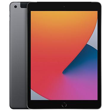 Apple iPad (Gen 8) Wi-Fi + Cellular 128 Go Gris Sidéral