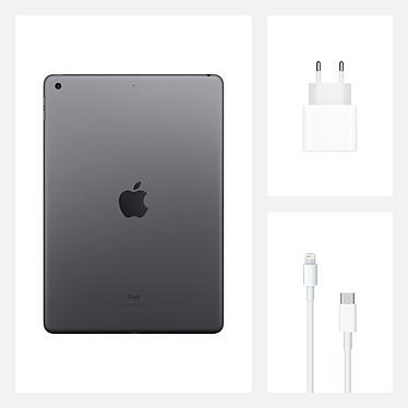 Apple iPad (Gen 8) Wi-Fi 32 Go Gris Sidéral pas cher