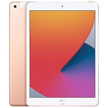 Apple iPad (Gen 8) Wi-Fi + Cellular 32 Go Or
