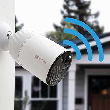 EZVIZ BC1-B3 Système de sécurité à 3 caméras 1080p pas cher