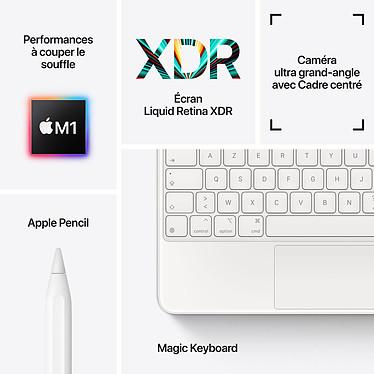 Acheter Apple iPad Pro (2021) 12.9 pouces 128 Go Wi-Fi Gris Sidéral
