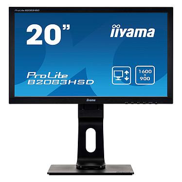 """iiyama 19.5"""" LED - ProLite B2083HSD-B1"""