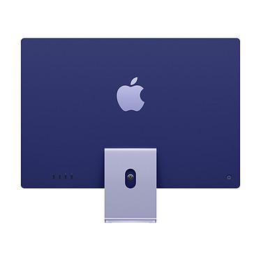 """Avis Apple iMac (2021) 24"""" 256 Go Mauve (Z132-8GB/256GB-M-MKPN)"""