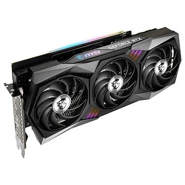 Avis MSI GeForce RTX 3080 Ti GAMING X TRIO 12G