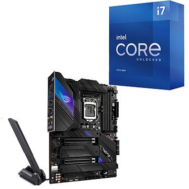 Kit Upgrade PC Core i7K ASUS ROG STRIX Z590-E GAMING WIFI