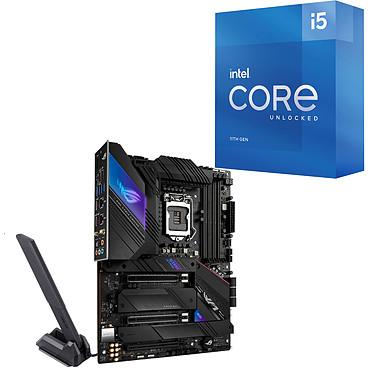 Kit Upgrade PC Core i5K ASUS ROG STRIX Z590-E GAMING WIFI