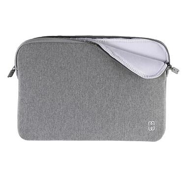 Avis MW Basic Sleeve Gris/Blanc