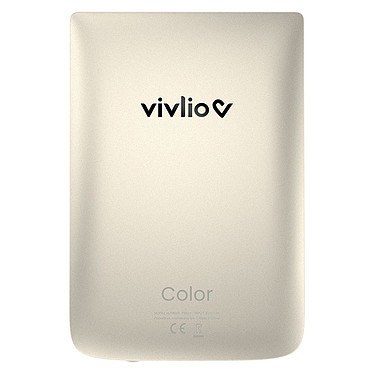 Avis Vivlio Color + Pack d'eBooks OFFERT