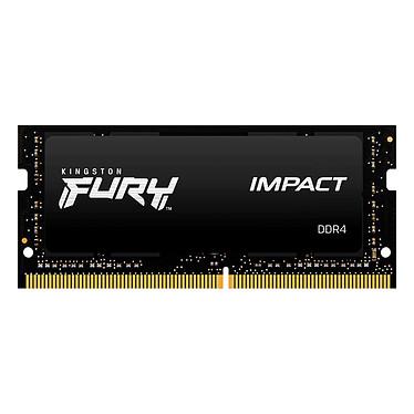 Kingston FURY Impact SO-DIMM 16 Go DDR4 2666 MHz CL15
