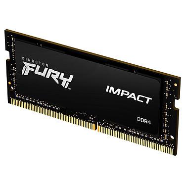 Avis Kingston FURY Impact SO-DIMM 16 Go DDR4 2666 MHz CL15