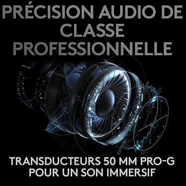 Logitech G Pro X Wireless Lightspeed Gaming Headset (Noir) pas cher