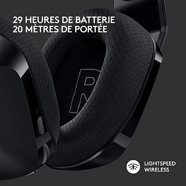 Avis Logitech G733 Lightspeed (Noir)