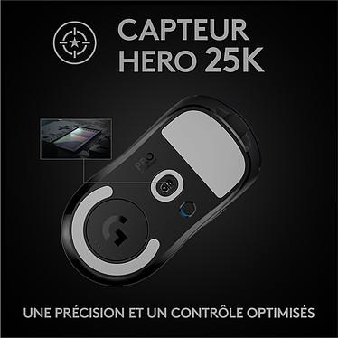 Logitech Wireless Gaming Pro X Superlight (Noir) pas cher
