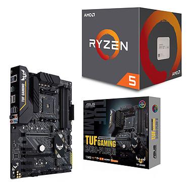 Kit Upgrade PC AMD Ryzen 5 1600 AF ASUS TUF GAMING B450-PLUS II