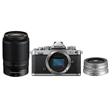 Nikon Z fc + 16-50 VR + 50-250 VR