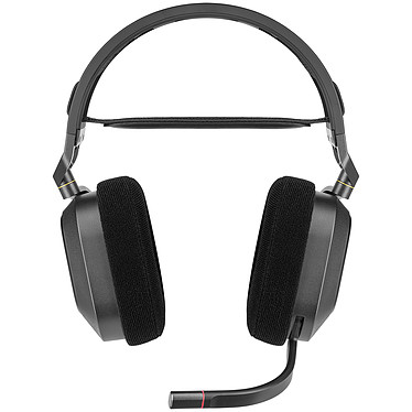 Avis Corsair HS80 RGB Wireless (Noir)