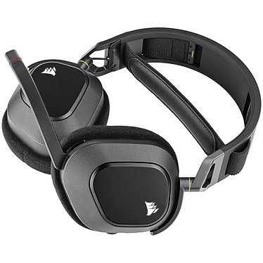 Acheter Corsair HS80 RGB Wireless (Noir)