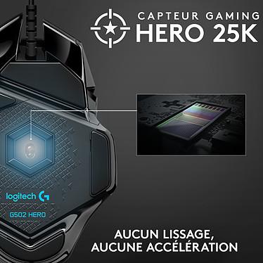 Avis Logitech G G502 Hero