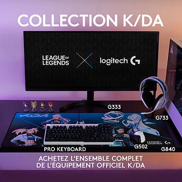 Avis Logitech G G733 Lightspeed (LoL K/DA)