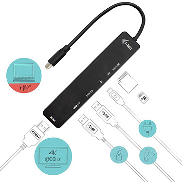 Avis i-tec USB-C Travel Easy Dock