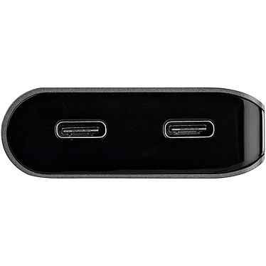 StarTech.com Adaptateur multiport USB-C avec HDMI ou Mini DisplayPort 4K 60 Hz, Hub USB 4 ports et Power Delivery 100W pas cher