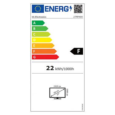 """LG 27"""" LED - 27MP400-B pas cher"""
