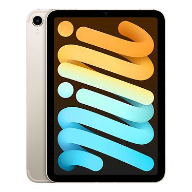 Apple iPad mini (2021) 256 Go Wi-Fi + Cellular Lumière stellaire