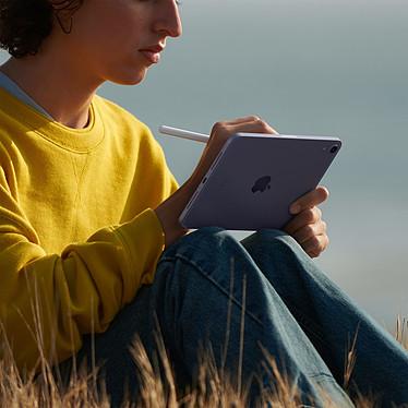 Avis Apple iPad mini (2021) 256 Go Wi-Fi + Cellular Lumière stellaire