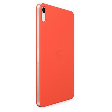 Apple iPad mini (2021) Smart Folio Orange électrique pas cher