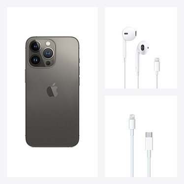 Apple iPhone 13 Pro 128 Go Graphite pas cher