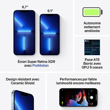 Acheter Apple iPhone 13 Pro 256 Go Bleu Alpin