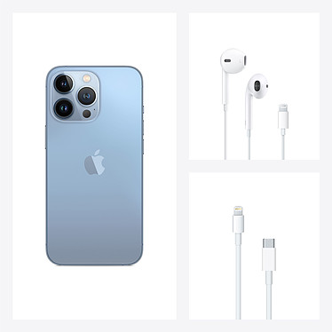 Apple iPhone 13 Pro 256 Go Bleu Alpin pas cher