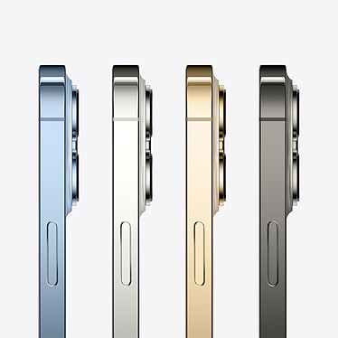 Avis Apple iPhone 13 Pro Max 128 Go Graphite
