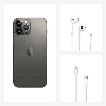Apple iPhone 13 Pro Max 128 Go Graphite pas cher