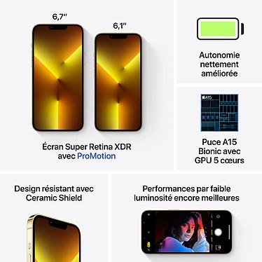 Acheter Apple iPhone 13 Pro Max 128 Go Or