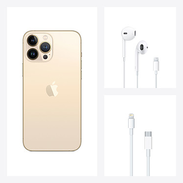 Apple iPhone 13 Pro Max 128 Go Or pas cher