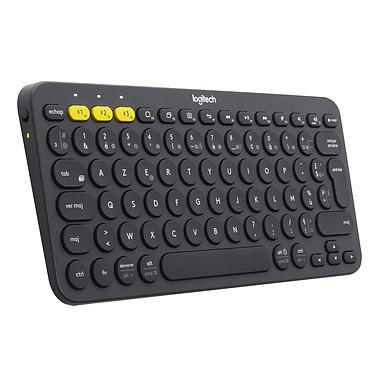 Logitech Multi-Device Keyboard K380 (Gris)