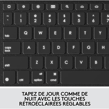 Acheter Logitech Combo Touch (iPad)