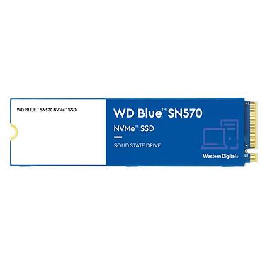 Avis Western Digital SSD WD Blue SN570 250 Go